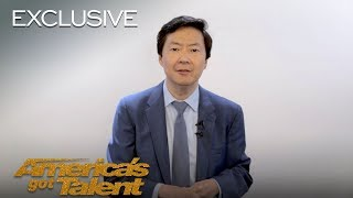 Ken Jeong Is Filled With Pure Joy After Hitting His Golden Buzzer - America