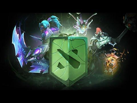 Dota 2 - The Fall 2016 Battle Pass - Opening