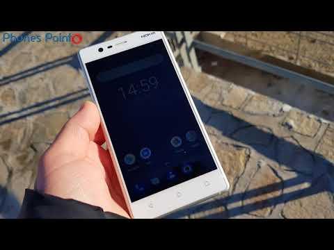 Nokia 3 Display Outdoor Sunlight test
