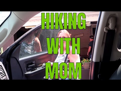 Hiking with Shawn's Mom Again - Millstone Bluff & Trigg Tower