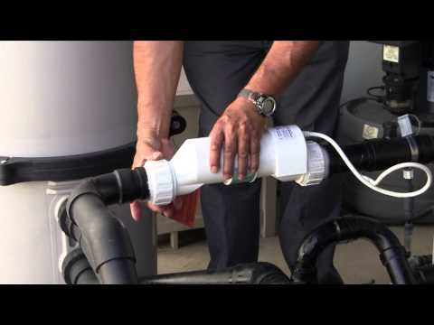 How to Clean Your Hayward Salt Chlorination TurboCell