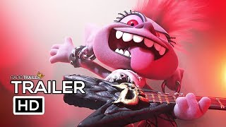 TROLLS 2: WORLD TOUR Official Trailer (2020) Anna Kendrick, Justin Timberlake Movie HD