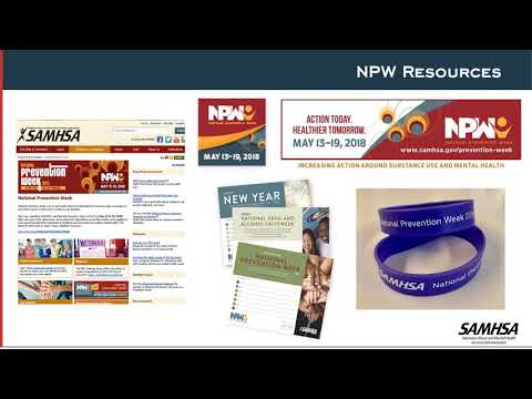 NPW 2018: Prevention After Natural Disasters