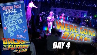 We're Going Back - Day 4: The Dance - 10/24/2015