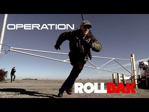 BAK Revolver X2 Tonneau Cover - Mission Operation RollBAK