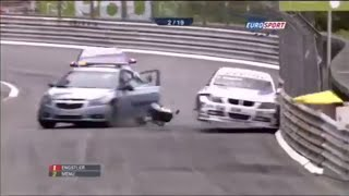 Most Ridiculous Motorsport Moments [No Music]