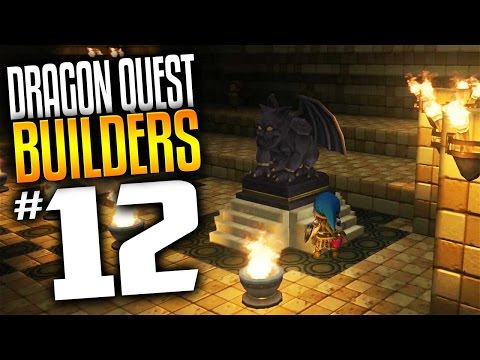 Dragon Quest Builders Gameplay - Ep 12 - Pyramid (Lets Play Dragon Quest Builders