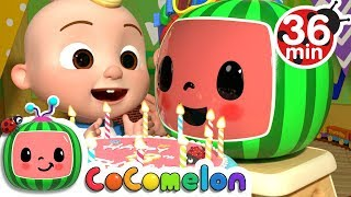 CoComelon's 13th Birthday + More Nursery Rhymes \u0026 Kids Songs