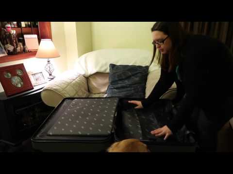 Away Travel Luggage Unboxing - The Large