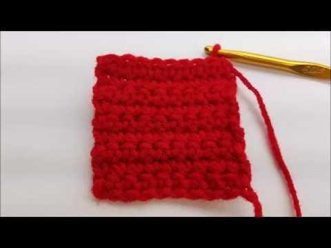 How To Keep Those Pesky Crochet Edges Straight Crochet Tip #1