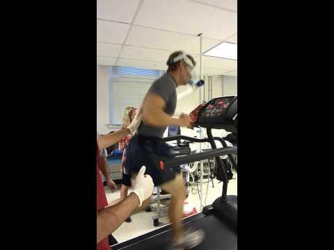 VO2 Max Treadmill Test @ USC
