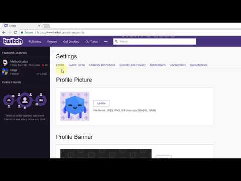 How to Delink or Disconnect PS4 account on Twitch.tv?