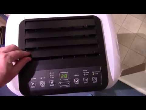 Amcor AC12 12000 BTU Portable Air Conditioner - Review