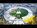 National Stadium Renovation Pakistan Super League 2019 4K Ultra HD Karachi Street View