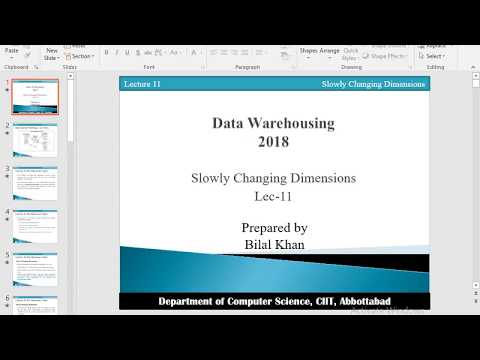 SSIS: Slowly Changing Dimensions (SCD)