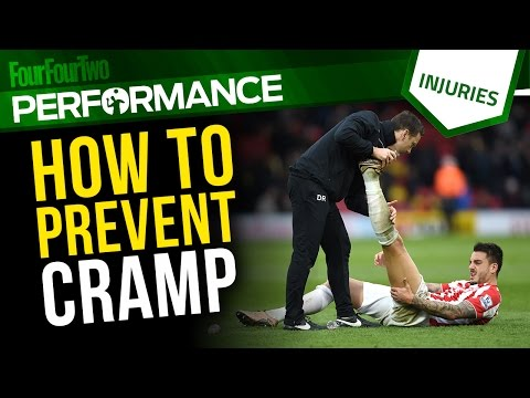 How to prevent cramp | Pro level training