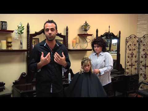 Haircuts to Make Thick & Wavy Hair Thinner : Hair Tips & Tricks