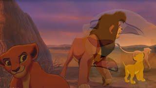 The Lion King 4-Kiara's Reign(Tragic Crossover)
