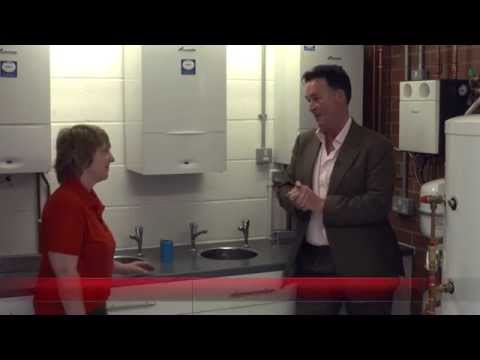 Gas Combination boiler   - Flow Rate and Water Pressure by Ian Puddick