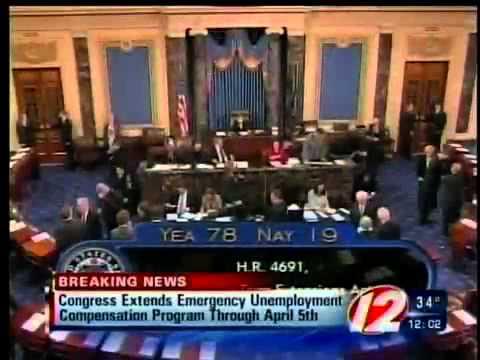 Emergency Unemployment Compensation Gives 2012 Unemployment Extension