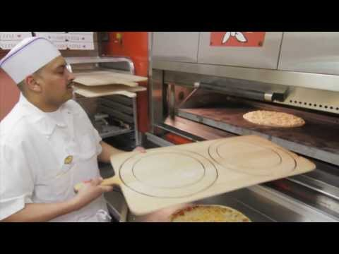 WARNING!! This video will make you hungry   Baltimore's Best Pizza   Pizza John's in Essex, MD