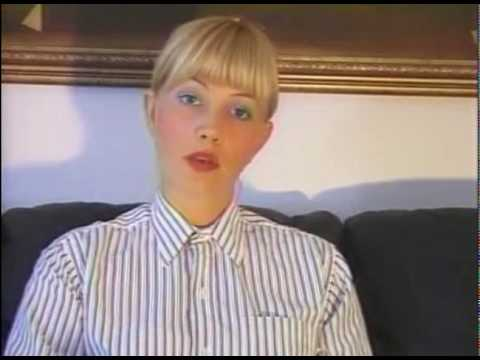 Blonde disciplinarian wants to give you a spanking