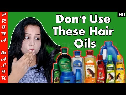 Do Not Use These Hair Oils In This Summer- Side Effects Of Hair Oils - Priya Malik