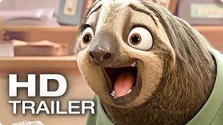 ZOOMANIA Trailer 2 German Deutsch (2016)