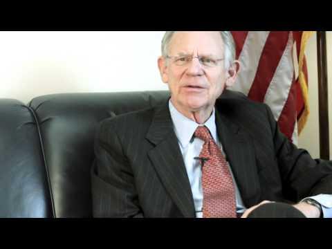 Exit Interview: Rep. Mike Castle