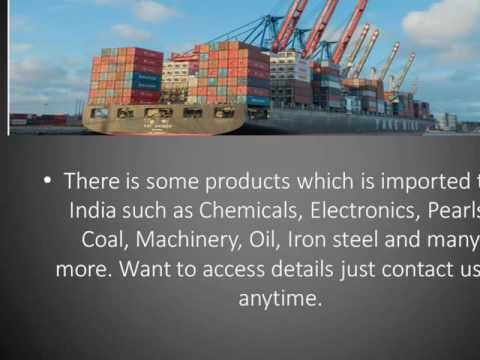 Collect all the Records of both India Export and Import Data- Seair