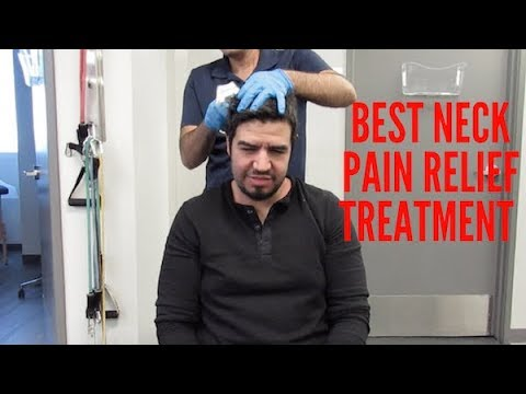 Outstanding Neck Pain Relief Treatment