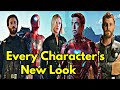 Every Characters New Look In Infinity War Explained In HINDI Characters New Suit In Infinity War