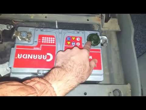 Car Battery replacement (Xsara Picasso)