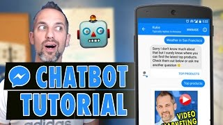 How to Make a free Facebook Messenger Bot (Manychat Tutorial)