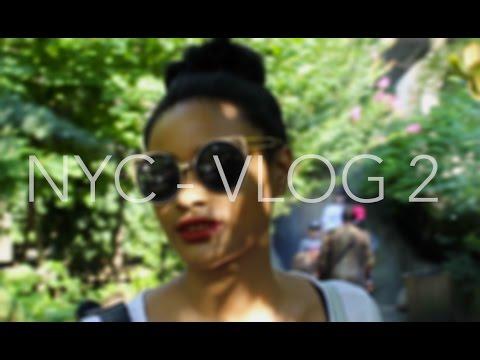 VLOG 2- NYC INTERN SERIES
