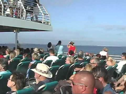 Key West Express Trip. Fort Myers Beach Video