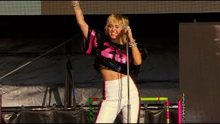 Miley Cyrus - Super Bowl #TikTokTailgate FULL performance