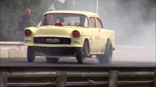 11 Southeast Gassers OFFICIAL Race Recap Shadyside Dragway