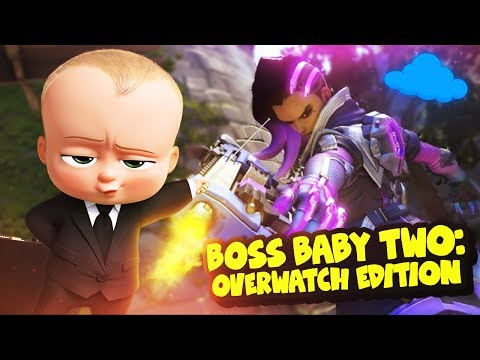 Boss Baby Two: Overwatch Edition