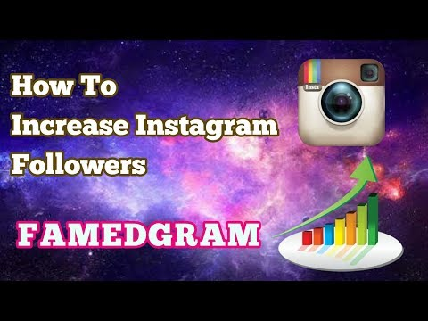 How To Increase Instagram Follower's & Likes😉