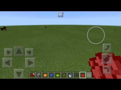 Minecraft pe how to make colorful water