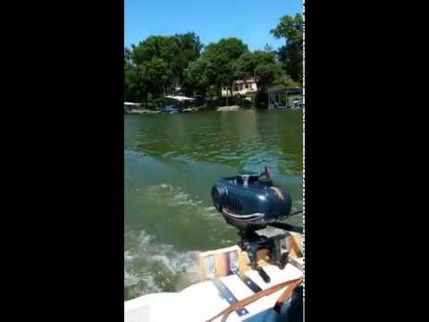 3.5 hp paddle boat , peddle boat , paddle boat, gas, tennessee