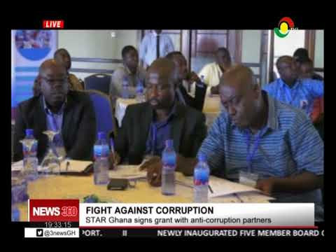 STAR GHANA JOINS THE FIGHT AGAINST CORRUPTION