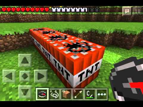 Minecraft pe duplicate infinite items