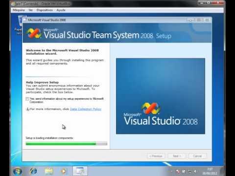 tutorial Visual Studio 2008