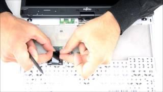 Lenovo ThinkPad T540p Tastaturwechsel / tauschen / keyboard
