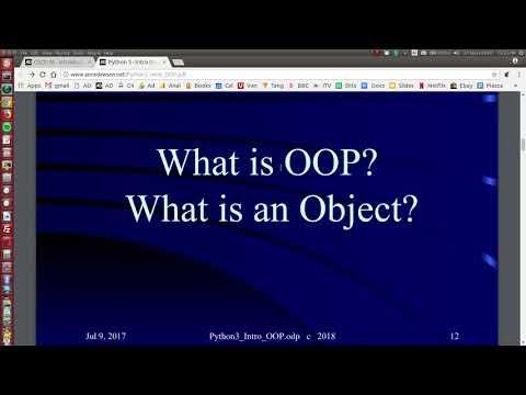 Python OOP1 Part1
