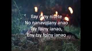 Ilay ora tao Getsemane - Nosy.wmv