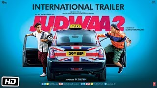 Judwaa 2 International Trailer | Varun | Jacqueline | Taapsee | David Dhawan | Sajid Nadiadwala