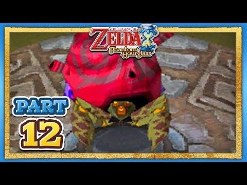 The Legend of Zelda: Phantom Hourglass - Part 12 - Temple of Courage!